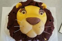 Dětský dort č. 1