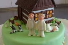Dětský dort č. 18