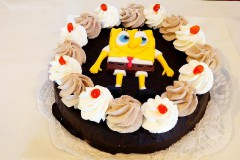 Dětský dort č. 9