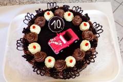 Dětský dort č. 10