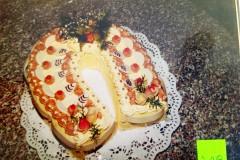 Narozeninový dort č. 8