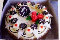 Narozeninový dort č. 1