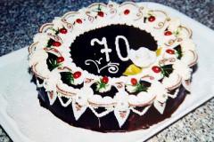 Narozeninový dort č. 2