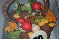 Narozeninový dort č. 13