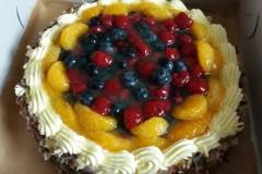 Narozeninový dort č. 25